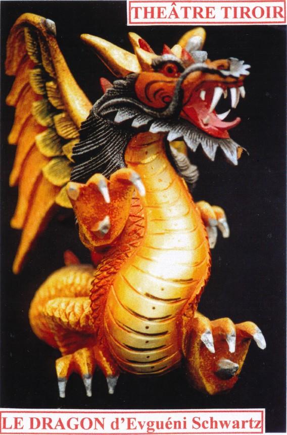 Pièce de théâtre le dragon evgueni schwartz